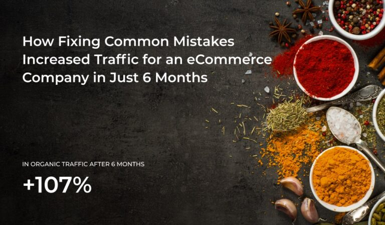 These Few Small SEO Mistakes will Cost Your eCommerce Store Revenue