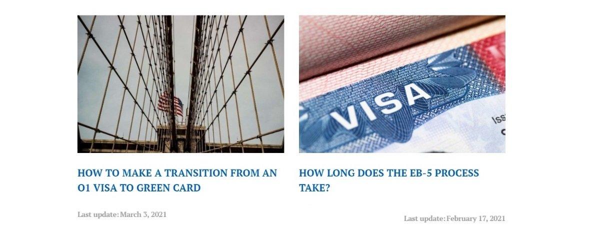 immigration attorney blog posts