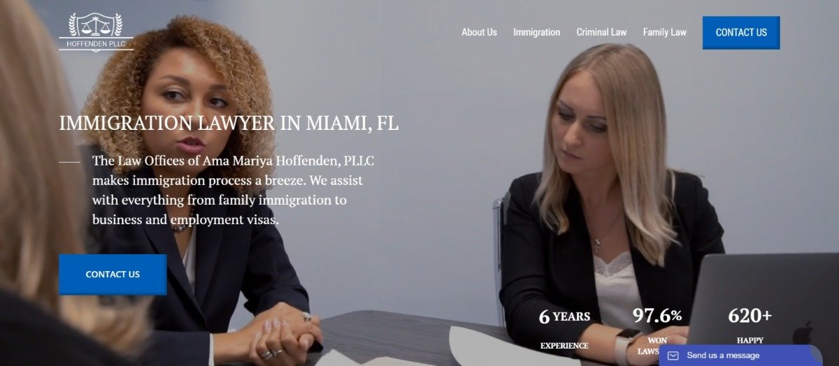 immigration lawyer website
