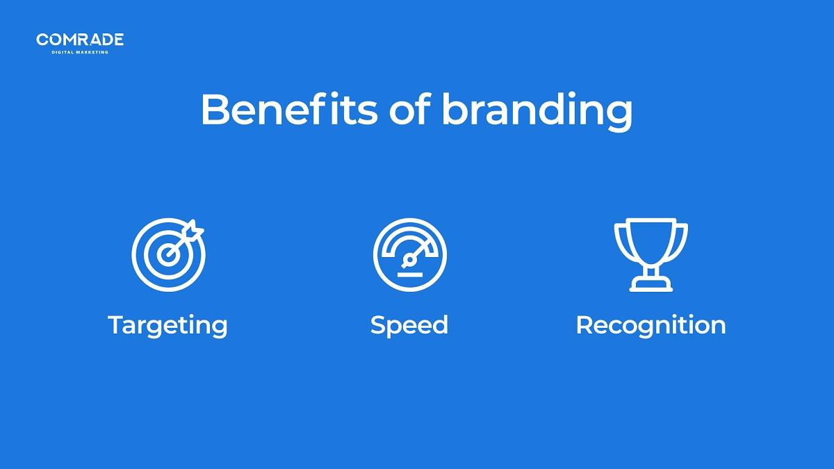 Advantages of digital branding