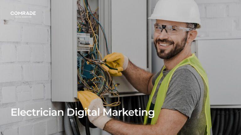 Electrician Digital Marketing
